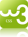 w3school on css
